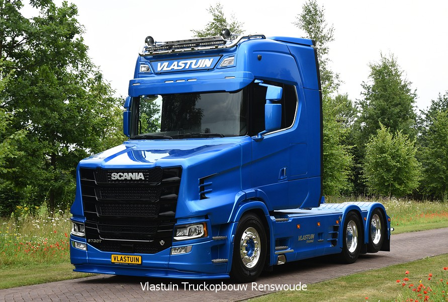 revealing of scania s730 t vlastuin truckopbouw. Black Bedroom Furniture Sets. Home Design Ideas