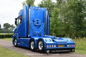 Revealing of Scania S730-T - Vlastuin Truckopbouw