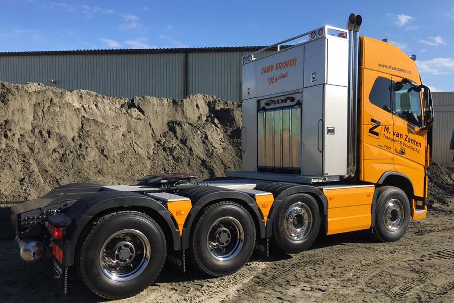 Garage Van Zanten : Vlastuin zanten 3 vlastuin truckopbouw