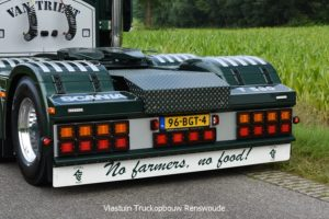 Rear bumpers - Vlastuin Truckopbouw